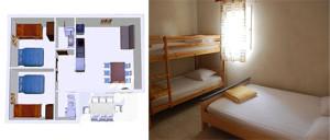 USO Grundriss und Schlafzimmer_klein