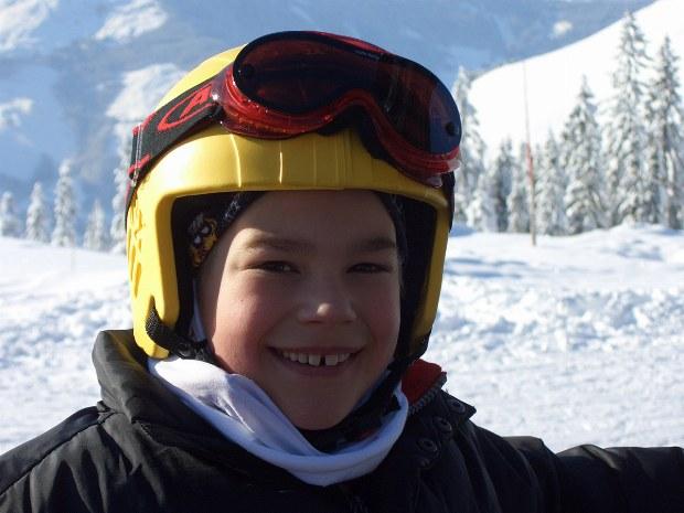 Skifahren mit Kindern in Kitzbühel