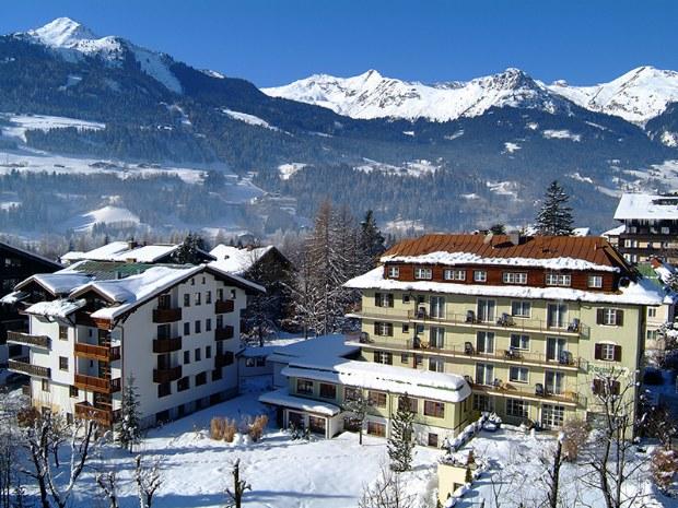 Unterkunft Hotel Rauscher am Kurpark in Bad Hofgastein