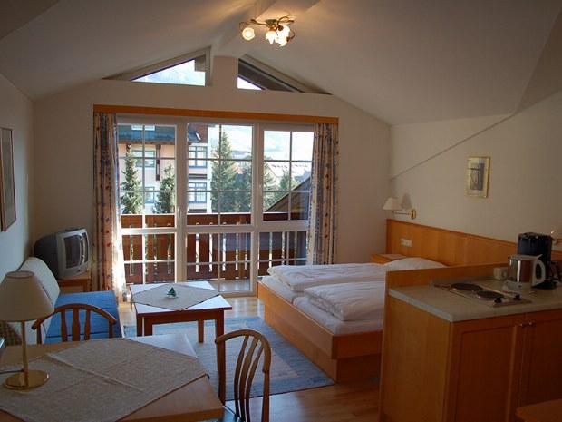 Hotelzimmer im Hotel Rauscher in Bad Hofgastein