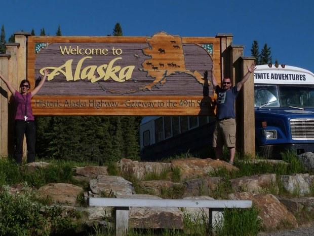 Welcome to Alaska