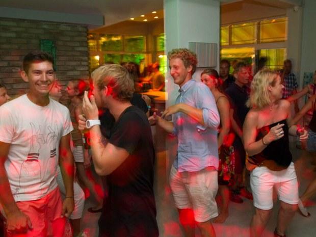 Party/ Disco Abend