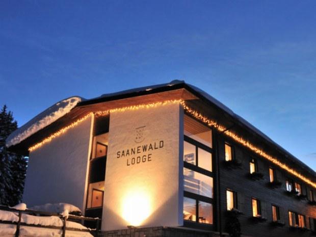 Hotelansicht von Saanewald Lodge