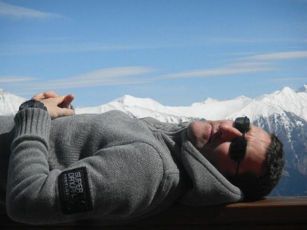 Entspannung in den Bergen im Skigebiet Bad Hofgastein