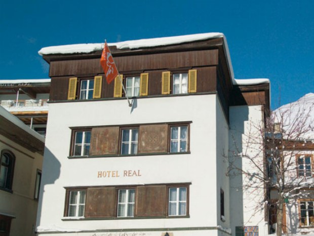 Hotel Real in Davos