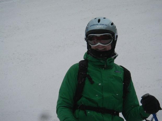 Schnee im Skigebiet Bad Hofgastein