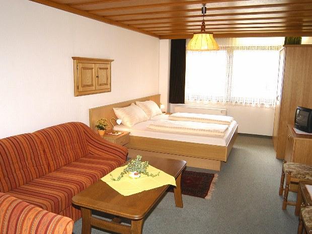 Gästezimmer im Hotel