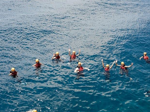 Canyoning auf der Insel Mallorca, Wassersport