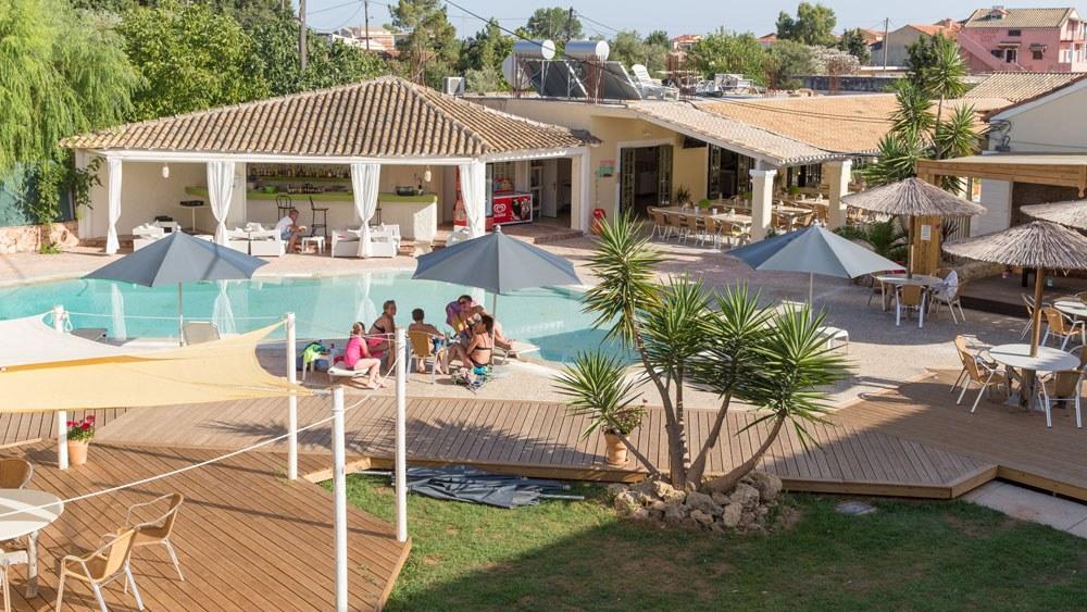 Familiensportclub Korfu Paradise   Elan Sportreisen