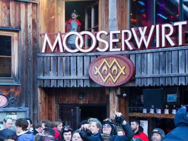 Apre-Ski Mooserwirtshaus