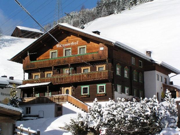 Dei Unterkunft Wassererhof im Skigebiet Gerlos