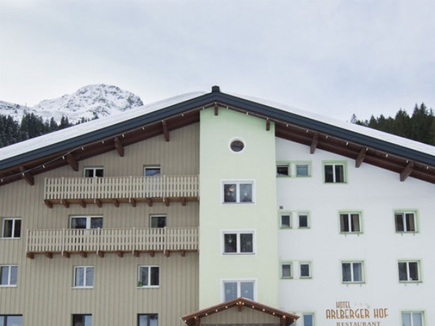 Arlberger Hof in Österreich