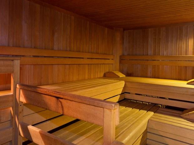 Sauna im Sportclub Thuiner
