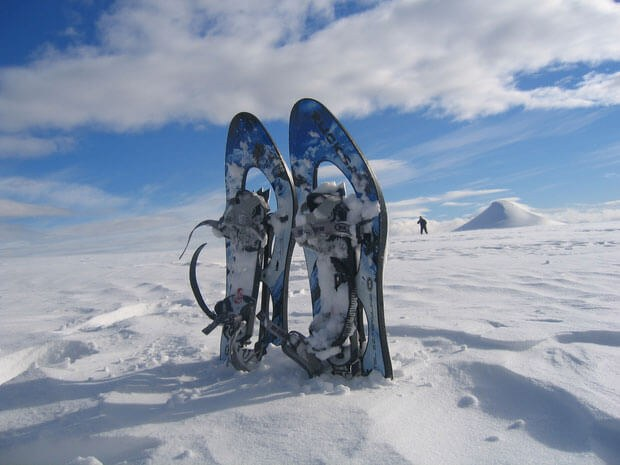 Schneeschuhe zum Schneewandern