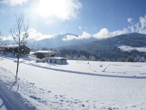 Lage des Gasthofes im Skiurlaub Kitzbühel