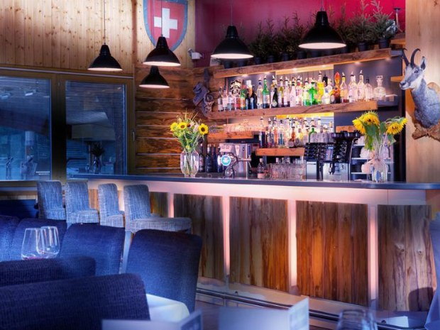 Loungebar im Sporthotel